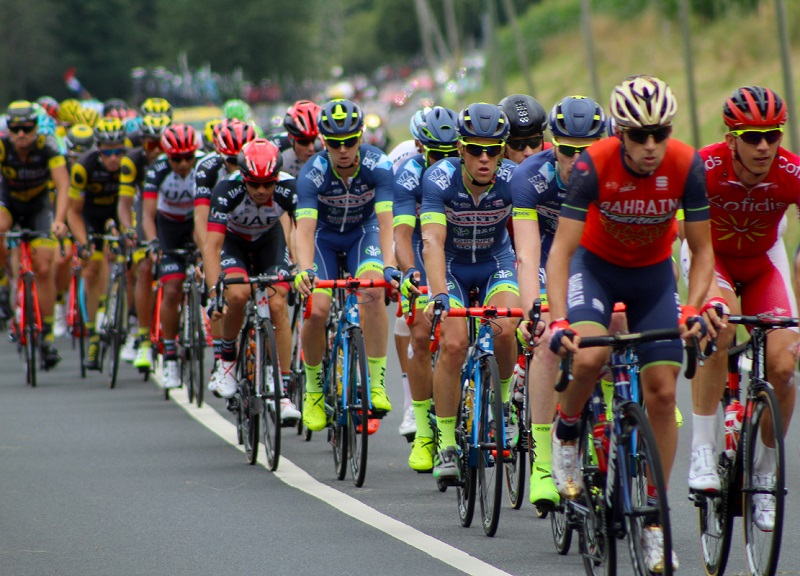 Cyclisme et paris sportifs