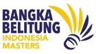 Bangka Belitung Indonesia Masters - Doubles Hommes