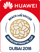 Beach Soccer - Coupe intercontinentale - 2018 - Accueil